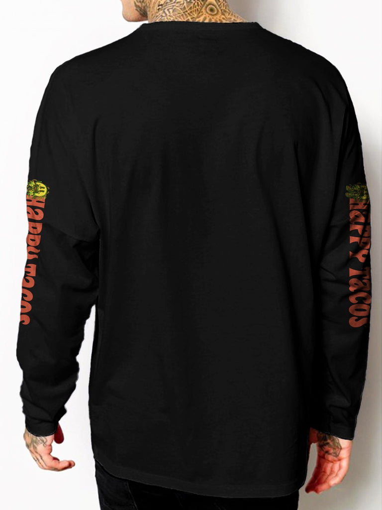 Gratefully Dyed Happy Taco Long Sleeve - iEDM