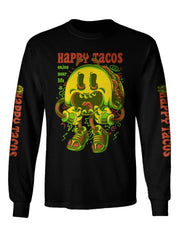 Gratefully Dyed Happy Taco Long Sleeve
