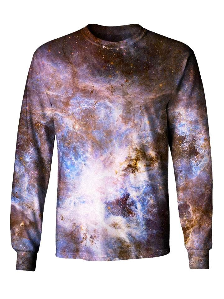 Gratefully Dyed Interstellar Connection Long Sleeve