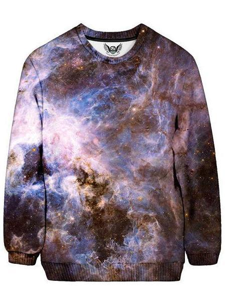 Gratefully Dyed Interstellar Connection Sweatshirt