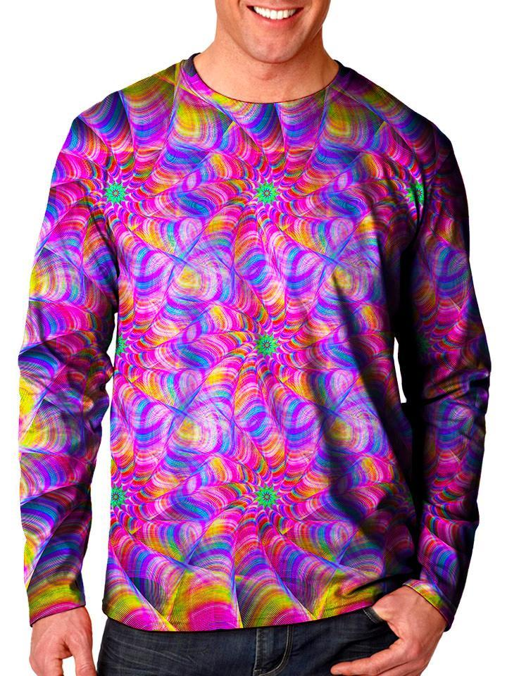Gratefully Dyed Mind Blown Long Sleeve T-Shirt - iEDM