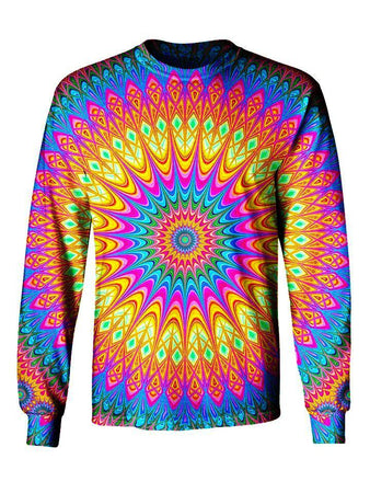 Gratefully Dyed - Neon Tribe Long Sleeve