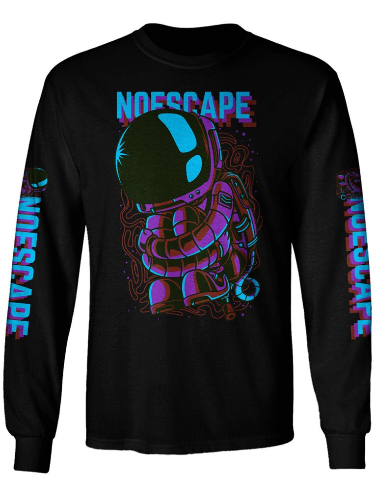 Gratefully Dyed No Escape Long Sleeve