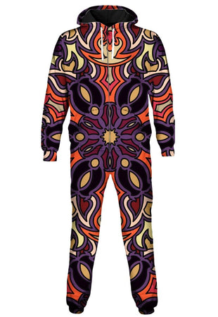 Gratefully Dyed - Nouveau Onesie