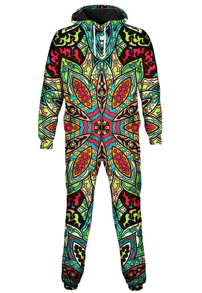 Gratefully Dyed Quilted Rainbow Onesie - iEDM
