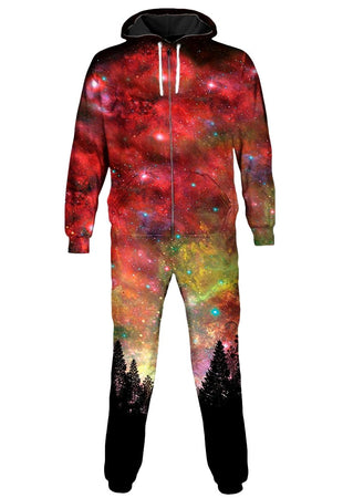 Gratefully Dyed - Rasta Woods Onesie