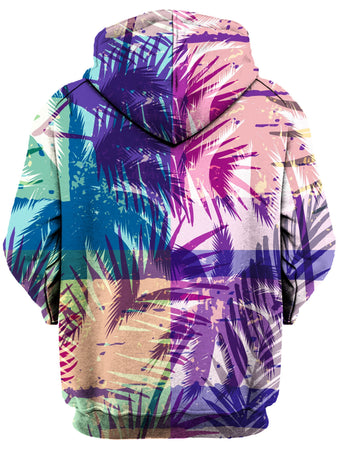 Gratefully Dyed - Sunset Palms Unisex Hoodie