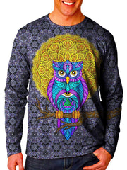 Gratefully Dyed Watch Over Me Long Sleeve T-Shirt - iEDM