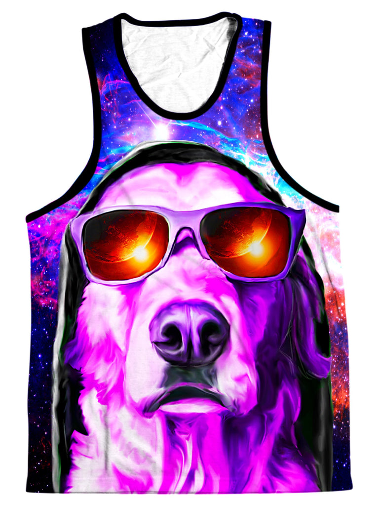 Heather McNeil - Nebulous K9 Men's Tank