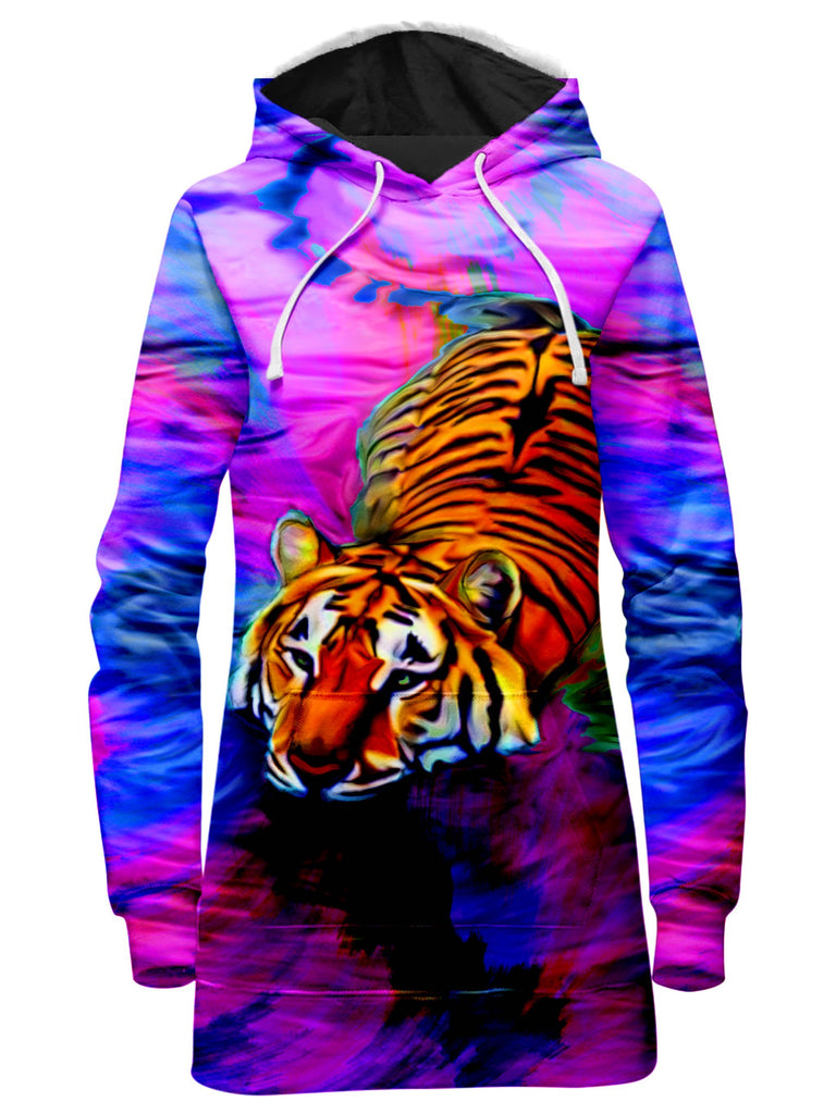 Heather McNeil Water Tiger Hoodie Dress