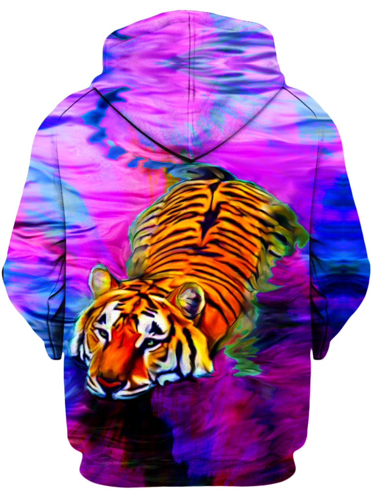 Heather McNeil Water Tiger Unisex Hoodie