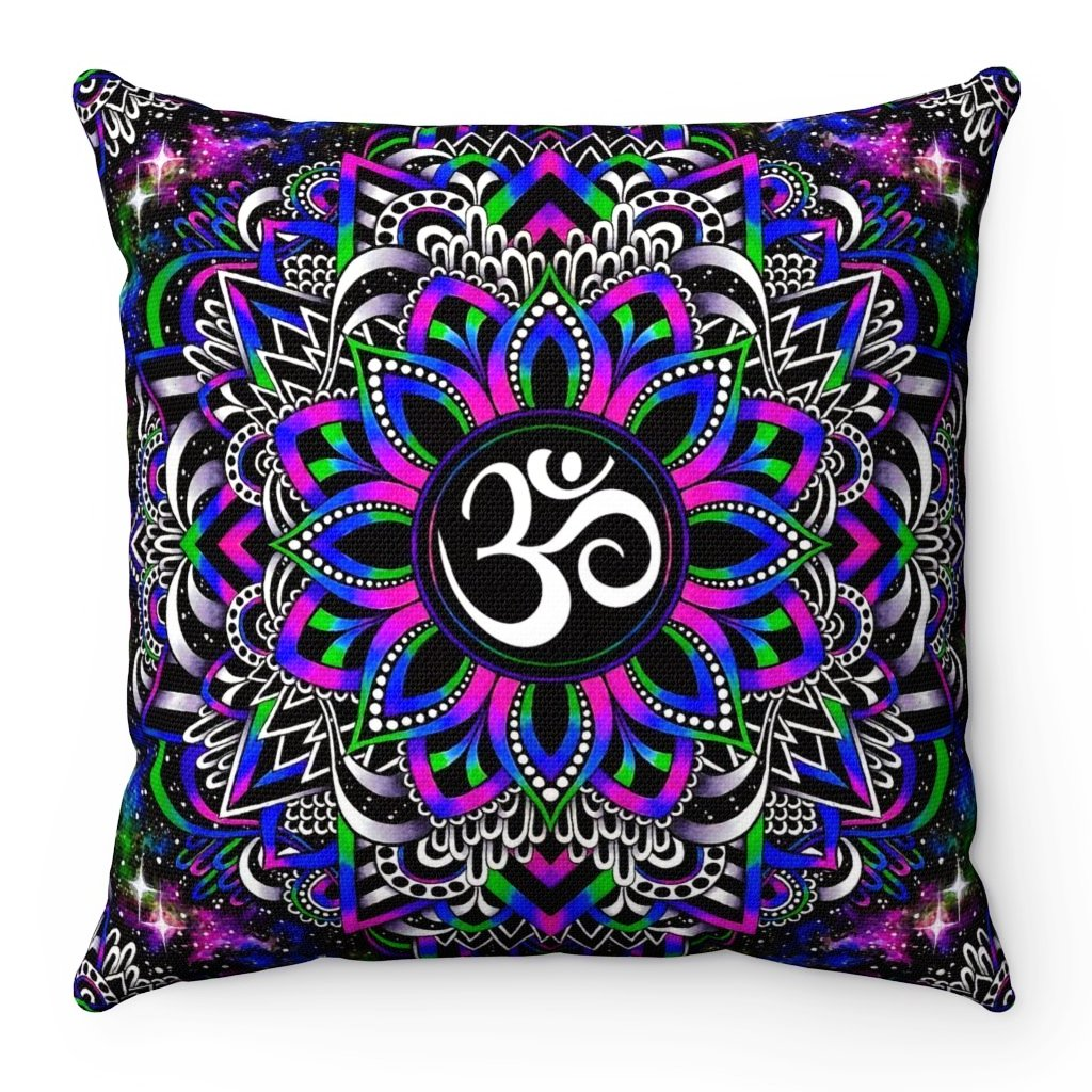 Home Decor Dreamy Ohm Pillow Case