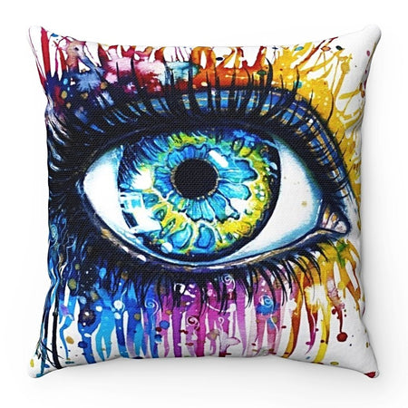 Home Decor - Eyecopi Kopie Square Pillow Case