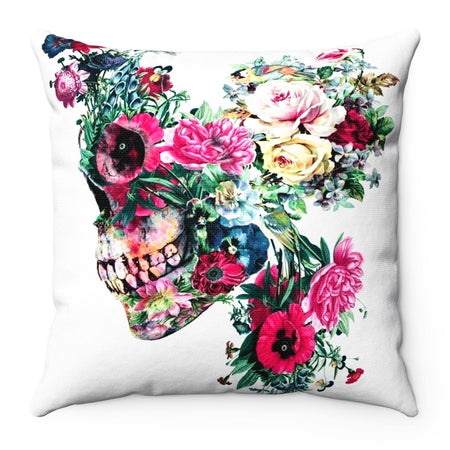 Home Decor - Floral Dorian Square Pillow Case