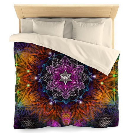 Home Decor - Geometric Vibes Duvet