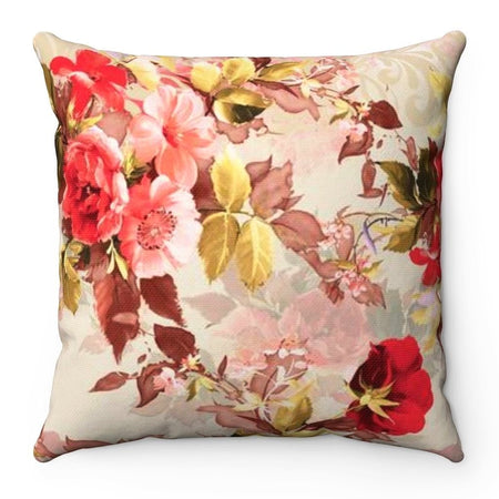 Home Decor - Haze Square Pillow Case