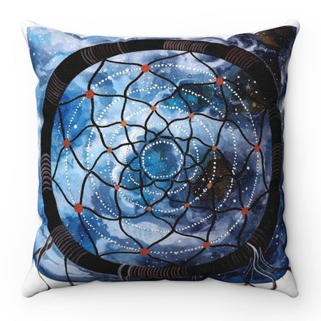 Home Decor - Moon Catcher Square Pillow Case