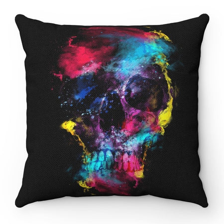 Home Decor - Skull 49 Square Pillow Case