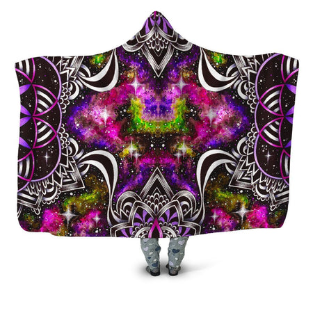 BrizBazaar - Oracle of Life 2.0 Hooded Blanket