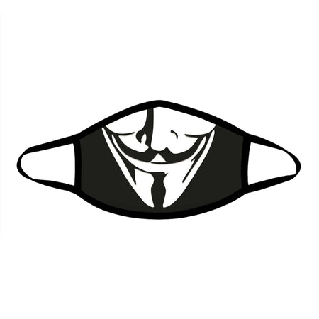 iEDM - Anonymous Cloth Face Mask