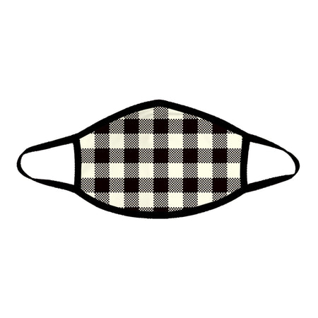 iEDM - Checkers Cloth Face Mask