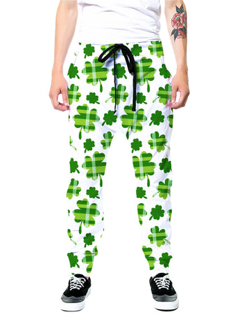 iEDM - Clover Patch Joggers