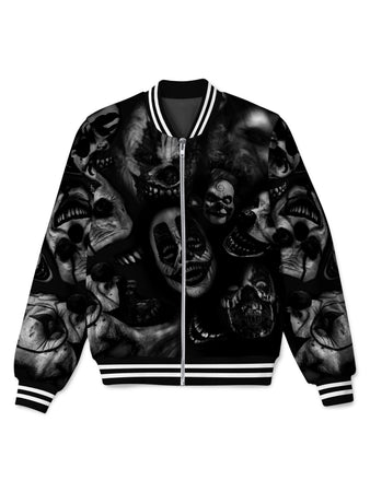 iEDM - Clowns Bomber Jacket