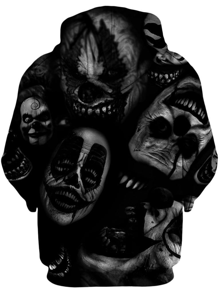 iEDM Clowns Unisex Zip-Up Hoodie