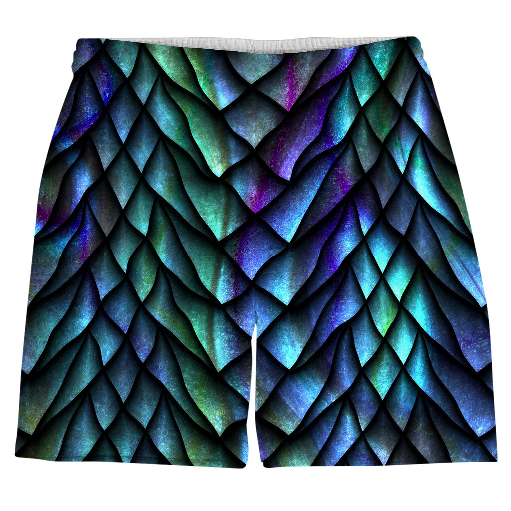 iEDM Dosed Dragon Scale Weekend Shorts - iEDM