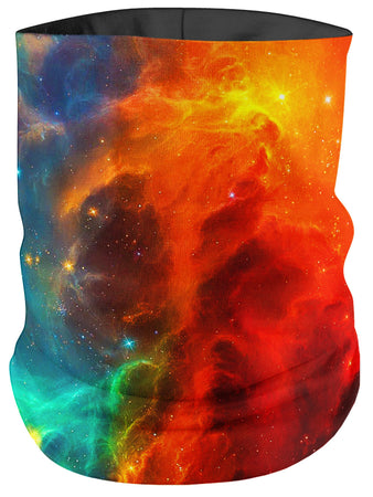 iEDM - Fire and Ice Galaxy Bandana Mask