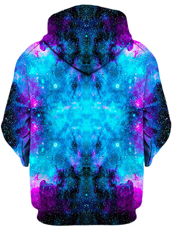 iEDM - Galactic Spectrum Unisex Zip-Up Hoodie