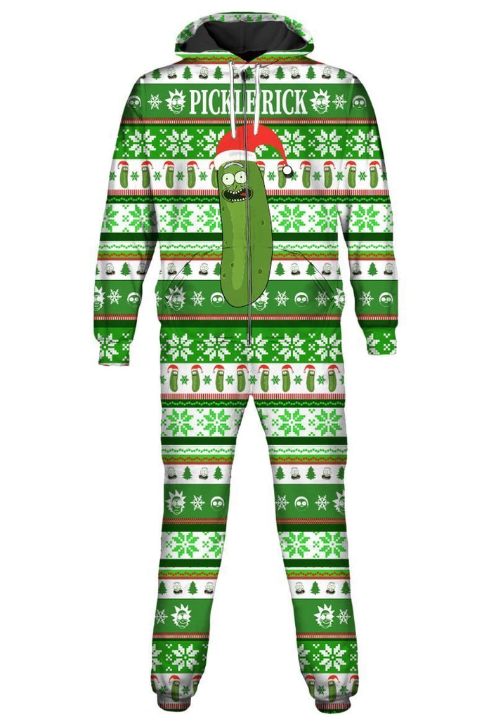 iEDM Pickle Rick Onesie (Ready To Ship)