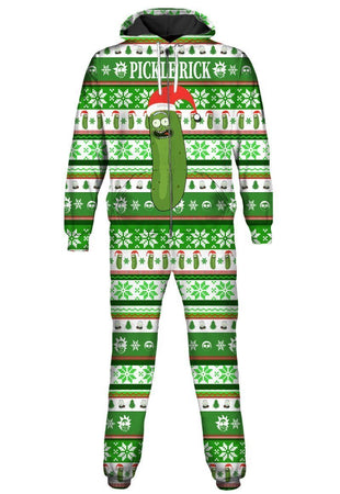 iEDM - Pickle Rick Onesie (Ready To Ship)
