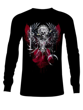 iEDM - Skull 44 Long Sleeve