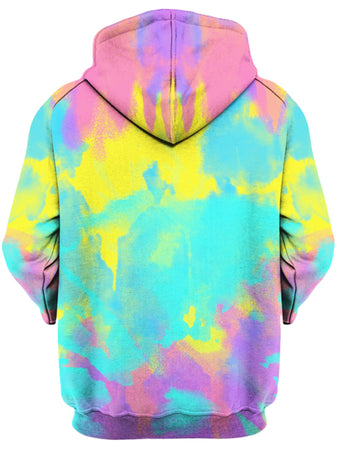 iEDM - Summer Vibes Unisex Zip-Up Hoodie