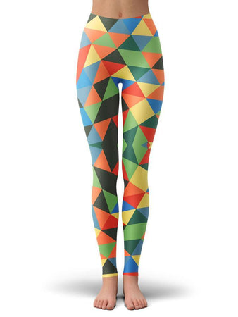iEDM - Triangulate Leggings