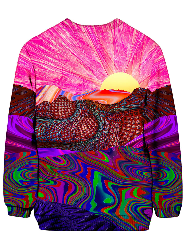 Lucid Eye Studios Trippy Trek Sweatshirt