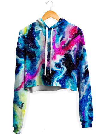Marc Allante - Stardust Crop Hoodie (Ready To Ship)