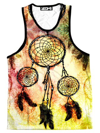 MCAshe Spiritual Art - Dream On Men's Tank