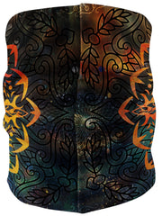 Maria Cobos Fire Ornament Bandana Mask - iEDM