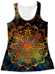 Maria Cobos Fire Ornament Women's Tank - iEDM