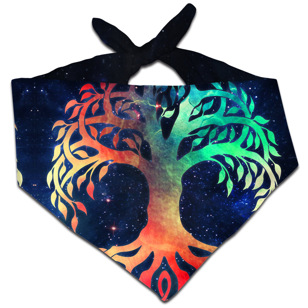 MCAshe Spiritual Art - Tree of Life Bandana