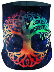 Maria Cobos Tree of Life Bandana Mask - iEDM