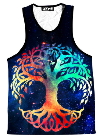 MCAshe Spiritual Art - Tree of Life Men's Tank