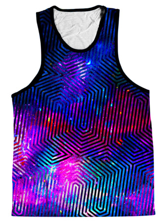 Noctum X Truth - Celestial Finger Print Men's Tank