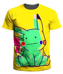 Noctum X Truth Ditto Pikachu Men's T-Shirt - iEDM