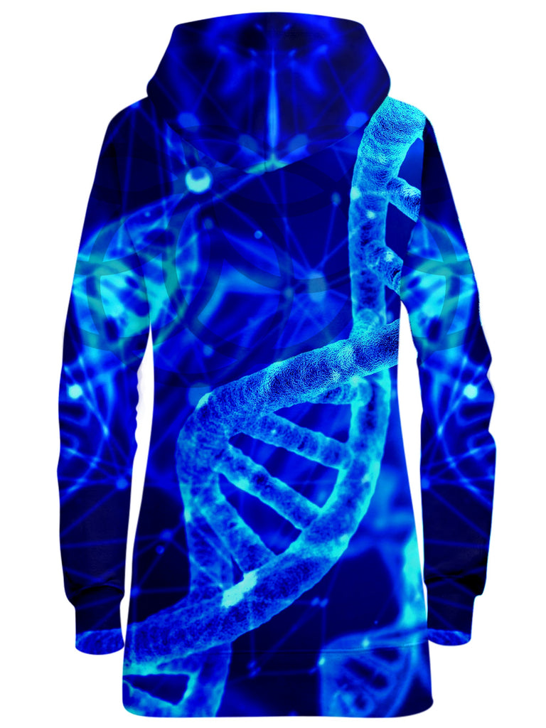 Noctum X Truth Double Helix Hoodie Dress - iEDM