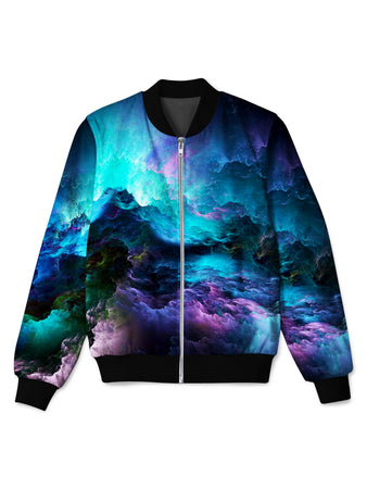 Noctum X Truth - Dream Waves Bomber Jacket