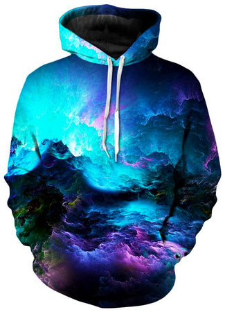 Noctum X Truth - Dream Waves Hoodie and Joggers with PM 2.5 Face Mask Combo
