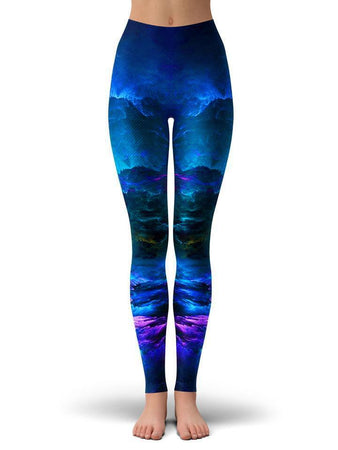 Noctum X Truth - Dream Waves Leggings
